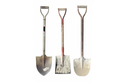 抜根に必要な道具